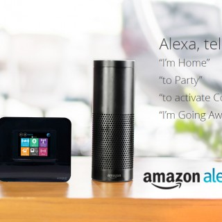 Almond Amazon Alexa