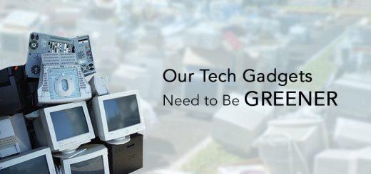 Greener gadgets